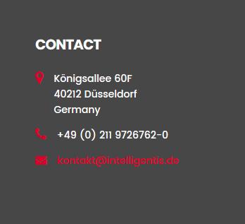 Contact and Location Düsseldorf
